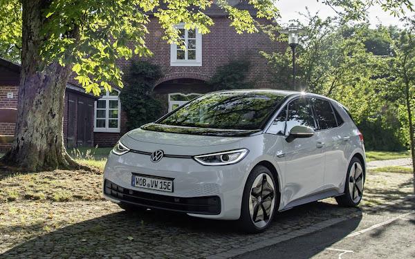 Os carros elétricos mais vendidos na Europa em junho de 2021