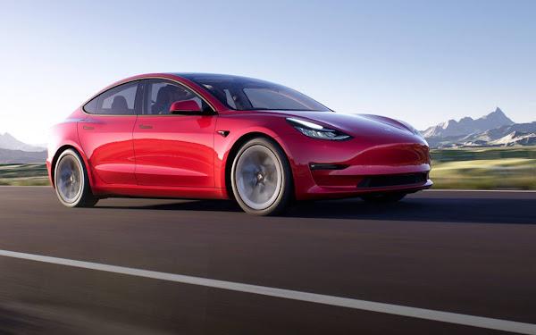 Tesla Model 3 próximo de superar o Golf como carro mais vendido da Europa
