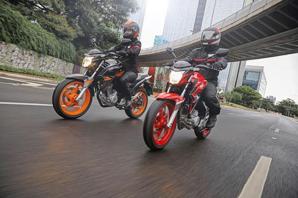 Mercado de motos cresce 5,2% em julho: vendas tangenciam 112 mil unidades