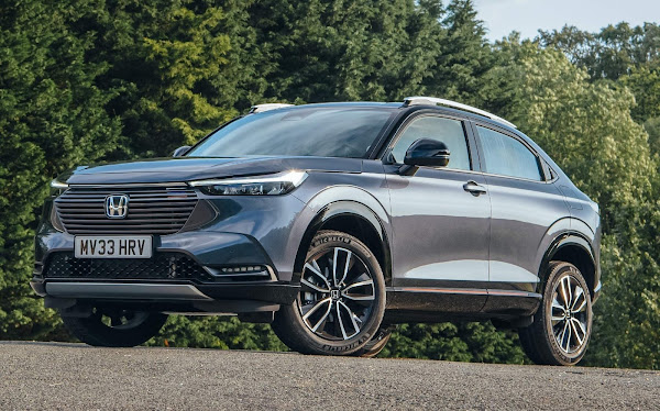 Novo Honda HR-V 2022: carroceria mais rígida, maior prazer ao dirigir